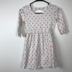 3/$20 Forever 21 Girls Keyhole Printed Dress